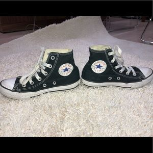 Converse girls customized sneakers Size 13